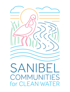 Sanibel Communities for Clean Water Logo